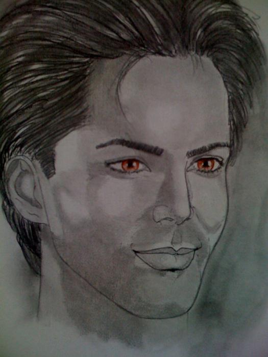 Richard Grieco by mag.